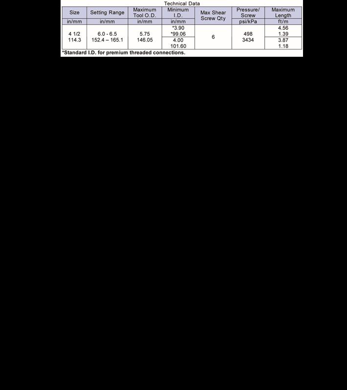 Anchor-Pak-Hydraulic-Set-Open-Hole-Anchor-Packer-tech-data