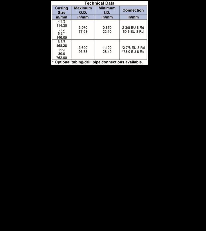PCR-J-Latch-StingerSeal-Assembly-tech-data