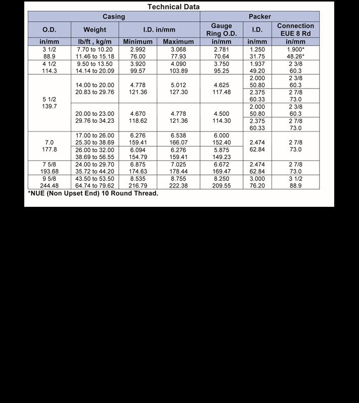 PS-2-Snap-Set-Compression-Packer-tech-data